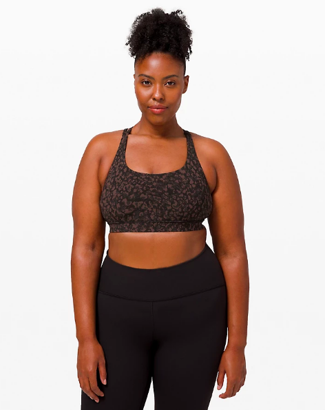 "<p><strong>Lululemon</strong></p><p>lululemon.com</p><p><a href=""https://go.redirectingat.com?id=74968X1596630&url=https%3A%2F%2Fshop.lululemon.com%2Fp%2Fwomen-sports-bras%2FW-Energy-Bra-MD%2F_%2Fprod3520003&sref=https%3A%2F%2Fwww.redbookmag.com%2Ffashion%2Fg34807115%2Flululemon-black-friday-deals-2020%2F"" rel=""nofollow noopener"" target=""_blank"" data-ylk=""slk:Shop Now"" class=""link rapid-noclick-resp"">Shop Now</a></p><p><strong><del>$52</del> $29</strong></p><p>This medium-support sports bra will be one of your faves with its cute strappy back and camo design. </p>"