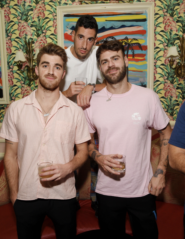 the chainsmokers and jaja tequila