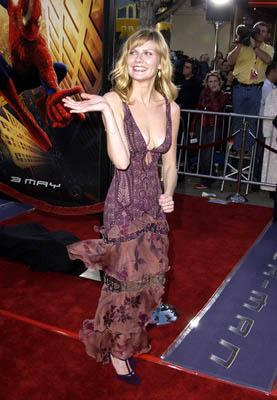 """Premiere: <a href=""""/movie/contributor/1800018860"""">Kirsten Dunst</a> at the LA premiere of Columbia Pictures' <a href=""""/movie/1803454613/info"""">Spider-Man</a> - 4/29/2002<br><font size=""""-1"""">Photo by <a href=""""http://www.wireimage.com"""">Steve Granitz/Wireimage.com</a></font>"""