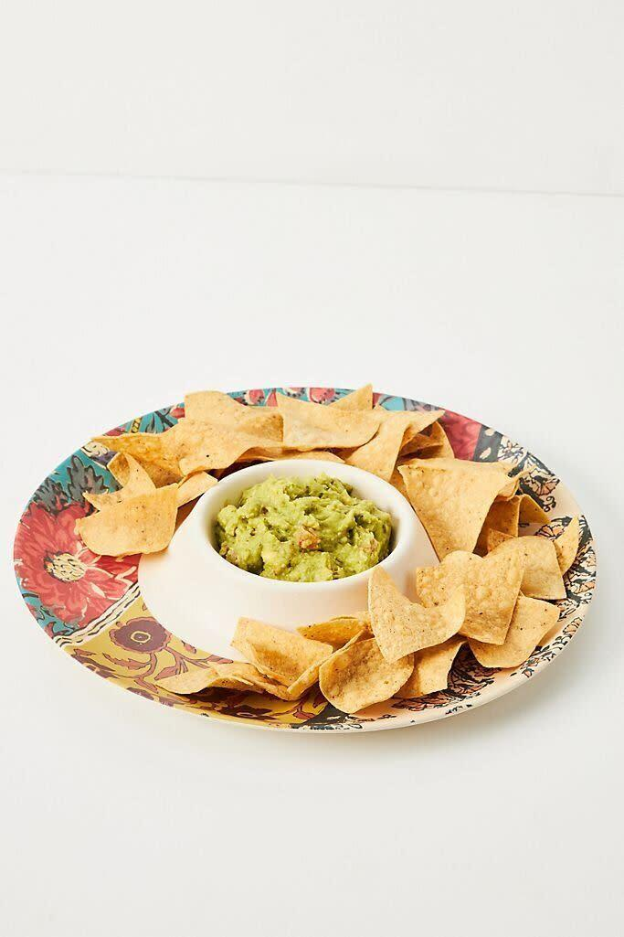 """That guacamole has got to go somewhere. <a href=""""https://yhoo.it/2Zm1Sbe"""" rel=""""nofollow noopener"""" target=""""_blank"""" data-ylk=""""slk:Find it for $21 at Anthropologie"""" class=""""link rapid-noclick-resp"""">Find it for $21 at Anthropologie</a>."""