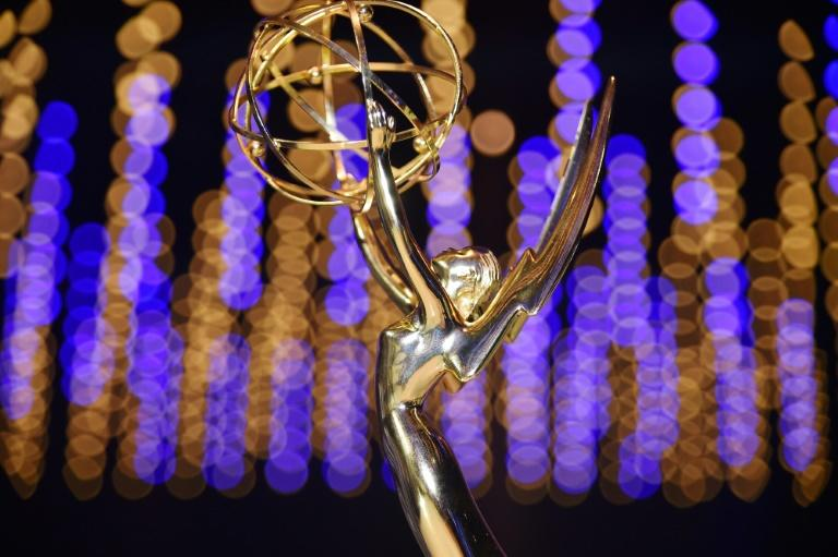 The Emmys are television's version of the Oscars (AFP Photo/Robyn Beck)