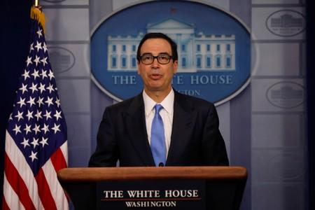 Treasury Secretary Steven Mnuchin says US-China trade deal is 90% complete