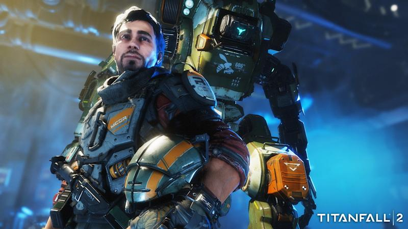 Want to play a new one-on-one 'Titanfall 2' mode? Buy Doritos or Mountain Dew