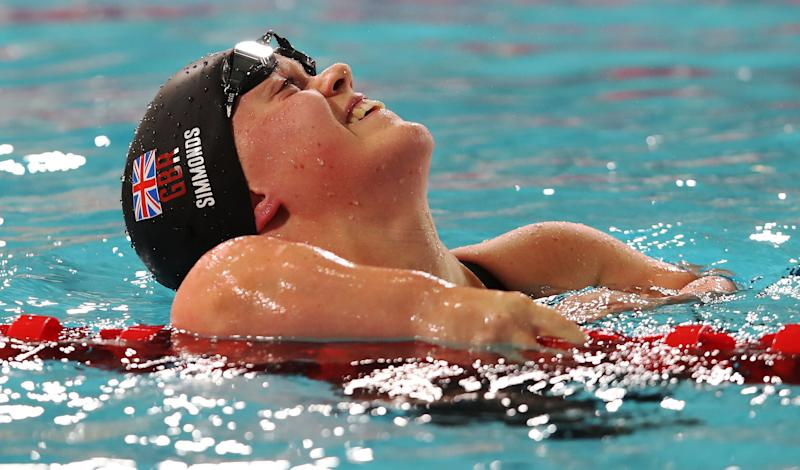 Ellie Simmonds leads the British team at the IPC World Swimming Championships in London, with memories of the 2012 Paralympics looming large