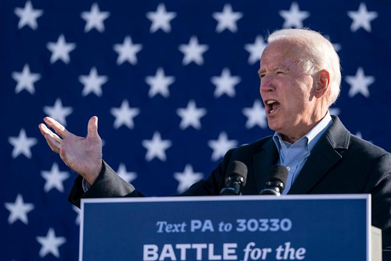 Live Updates How Joe Biden And Kamala Harris Are Spending Election Day