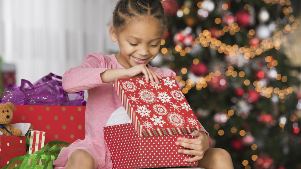 Amazon's released its list of the top 10 Christmas toys of 2021. (Getty Images)