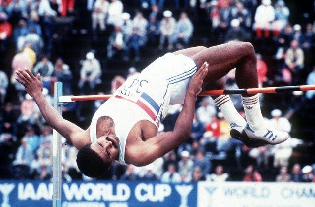 Daley Thompson won two Olympic gold medals. (PA)