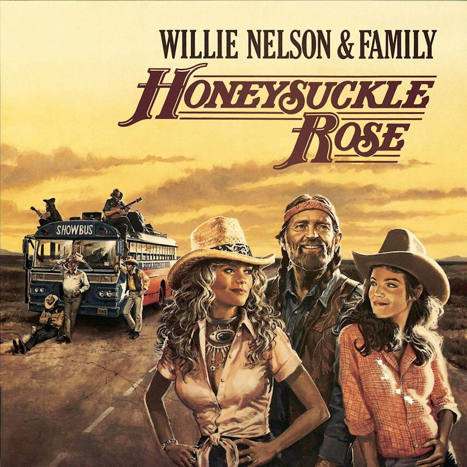 """<p>As a songwriter, Willie Nelson has penned hundreds of love songs, including Patsy Cline's """"Crazy,"""" but one shouldn't forget about his lesser-known Americana slow-dancer from 1979. A duet with Dyan Cannon, it's simple, silky, stirring melody is featured in <em>Honeysuckle Rose</em>.</p><p><a class=""""link rapid-noclick-resp"""" href=""""https://www.amazon.com/Loving-Easier-Anything-Again-Version/dp/B0044JZ64S/?tag=syn-yahoo-20&ascsubtag=%5Bartid%7C10072.g.28435431%5Bsrc%7Cyahoo-us"""" rel=""""nofollow noopener"""" target=""""_blank"""" data-ylk=""""slk:LISTEN NOW"""">LISTEN NOW</a></p>"""