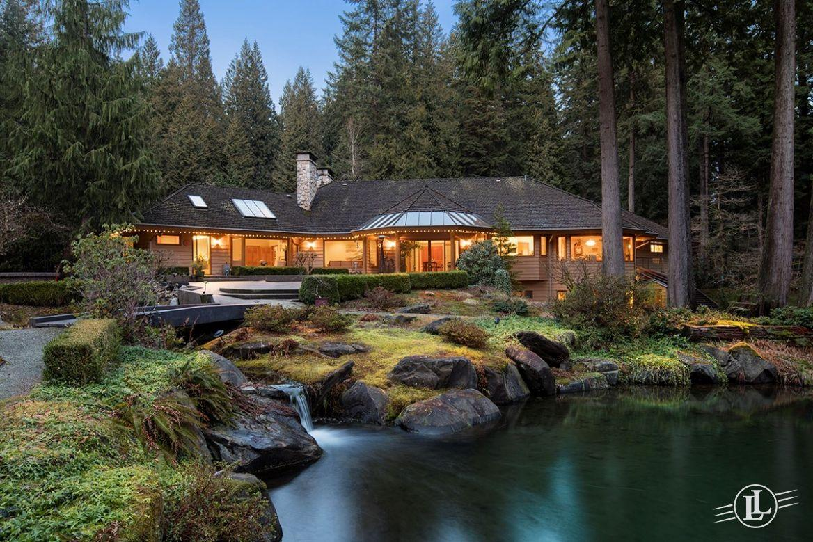 The most expensive homes listed for sale in canada for Most expensive house in washington state