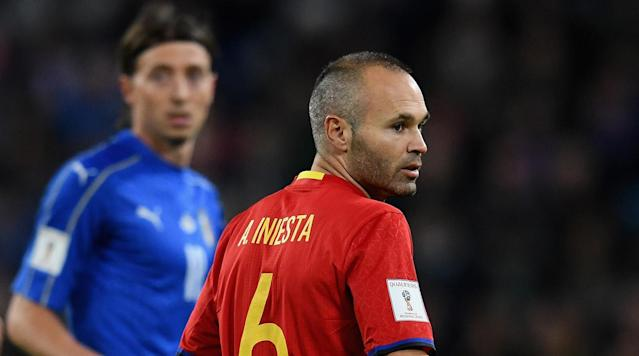 Spain will host Israel on Friday in a critical 2018 World Cup qualifier.
