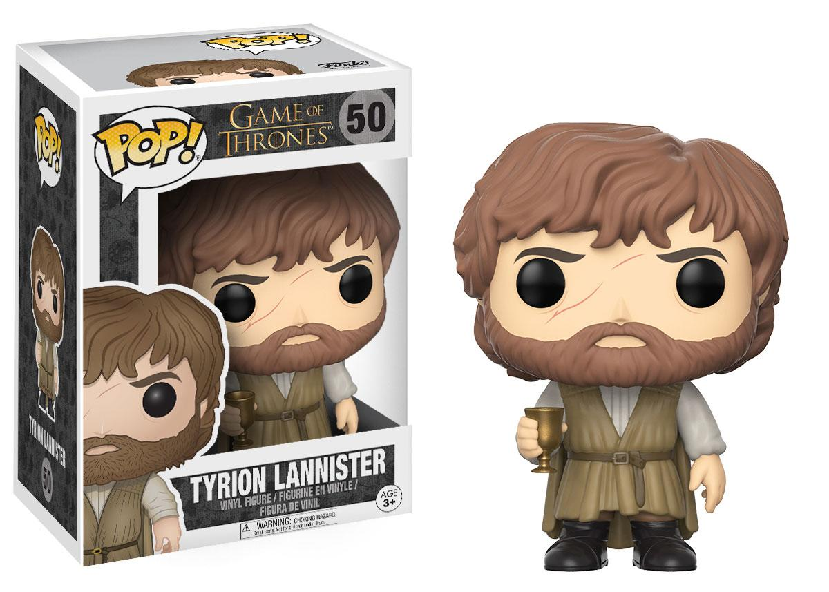 <p>Tyrion Lannister (played by Peter Dinklage) will be available this July.<br /> (Credit: Funko) </p>