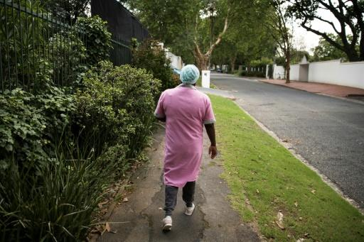 The apartheid era legacy of domestic staff 'living in'  makes it easier for employers to ignore labour laws, say advocacy groups in South Africa