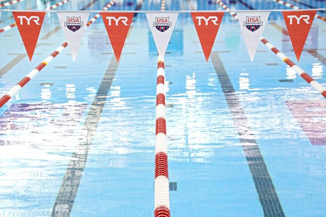 Federal prosecutors have reportedly launched an investigation into USA Swimming over sexual abuse claims and business practices. (Patrick Smith/Getty Images)
