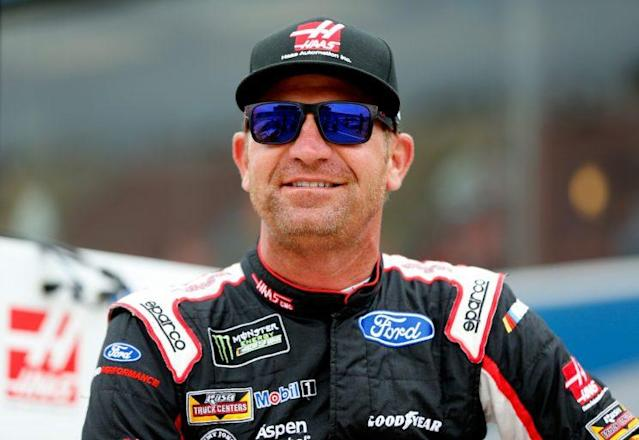 Bowyer is 12th in the points standings this season. (Getty)