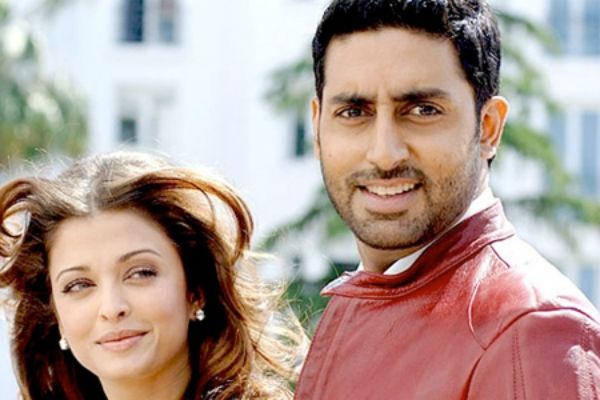 "5. Abhishek Bachchan & Aishwarya Rai Bachchan<br><br>This golden couple of Bollywood is one of the most sought after. They  worked together in movies like 'Dhaai Akshar Prem Ke', 'Umrao Jaan' and  'Guru' prior to their wedding. Their wedding was one of the most <a href=""https://ec.yimg.com/ec?url=http%3a%2f%2fwww.mensxp.com%2fentertainment%2fbollywood%2f5953-reasons-why-you-shouldnt-care-about-the-bachchans.html%26quot%3b%26gt%3bpublicised&t=1490718332&sig=y_DY8mlz7LK_vjS89tFAqw--~C affairs</a> and created a lot of brouhaha. Post their wedding they acted together in 'Raavan' and 'Sarkar Raj'.<br>"