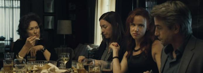 Meryl Streep and her dysfunctional brood in 'August: Osage County'