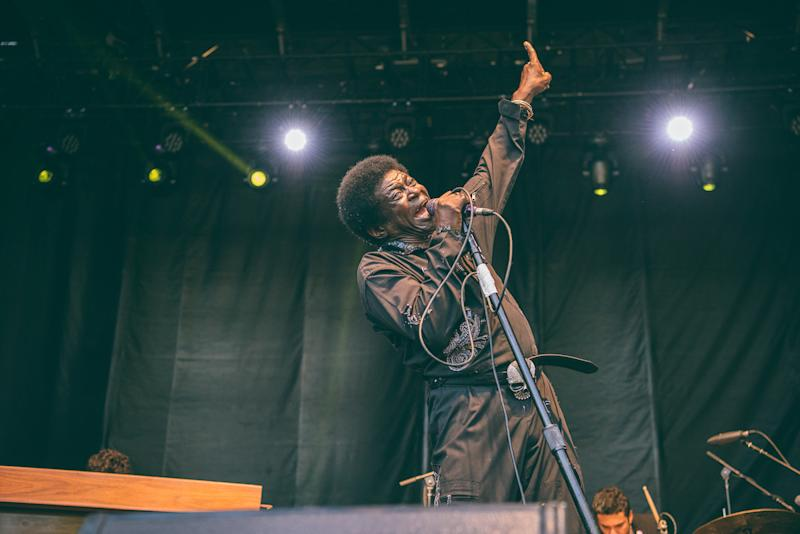 Charles Bradley at Arroyo Seco Weekend 2017
