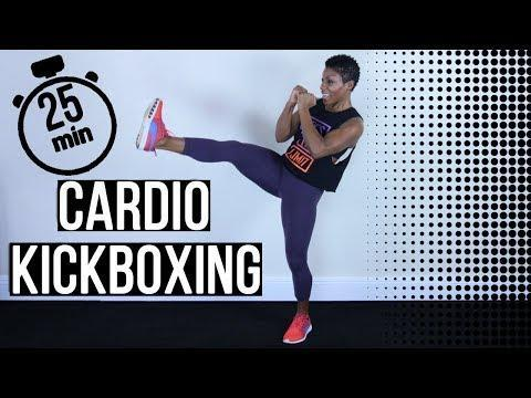 """<ul><li><strong>Equipment: </strong>None</li></ul><p>20-seconds of work followed by 10-seconds rest, this interval kickboxing workout from YouTube's PuzzleFit, will have you working hard and improving your boxing skills.</p><p><a href=""""https://www.youtube.com/watch?v=09pFbl1yi9g&ab_channel=PuzzleFit"""" rel=""""nofollow noopener"""" target=""""_blank"""" data-ylk=""""slk:See the original post on Youtube"""" class=""""link rapid-noclick-resp"""">See the original post on Youtube</a></p>"""