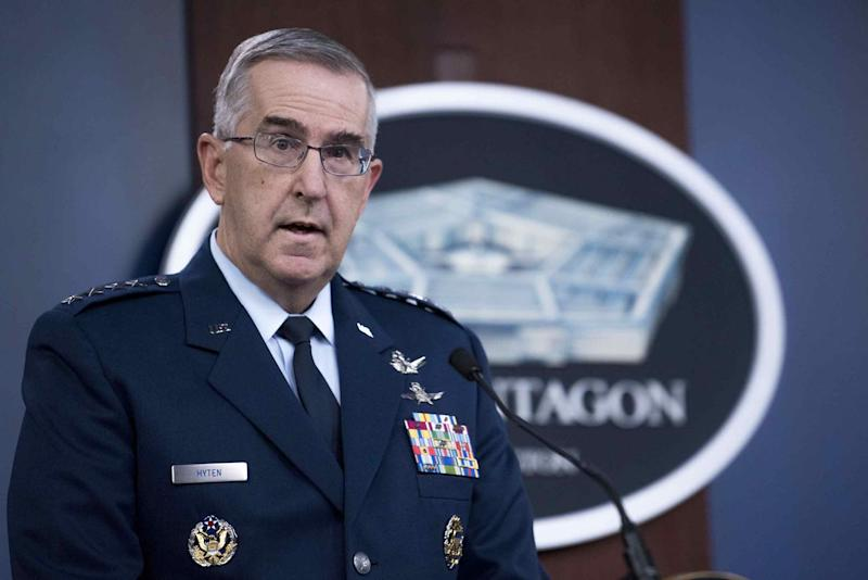 Experts Challenge General's Rosy Forecast for Post-Pandemic Military