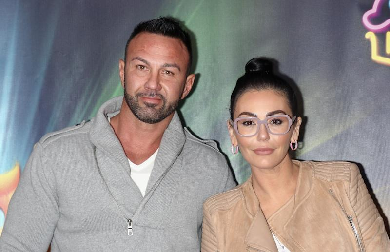 JWoww's divorce gets messy, estranged husband removed from home by cops