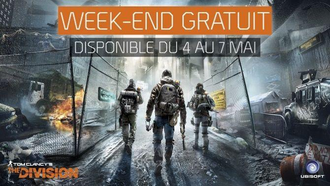 The Division gratuit tout le week-end — Ubisoft