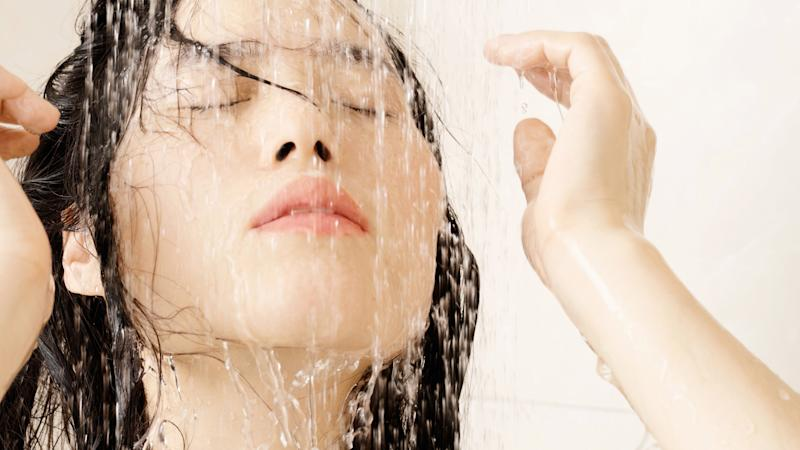 This Showerhead Promises to Give You The Shiniest Hair Ever