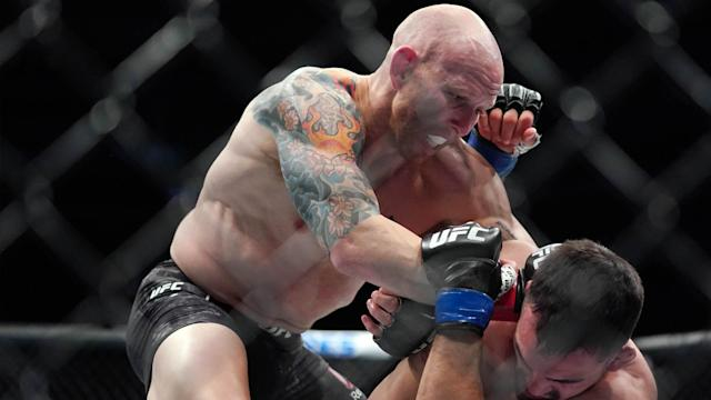 Local fighter Josh Emmett made quick work of Mirsad Bektic at UFC Fight Night Sacramento.