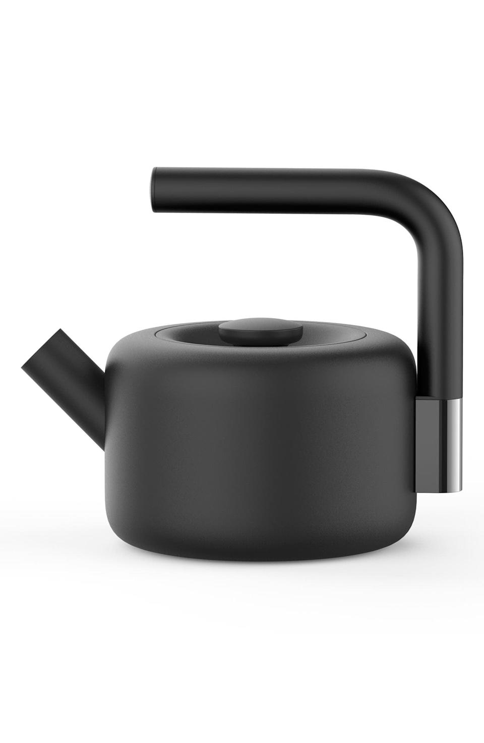 <p>This <span>Fellow Clyde Stovetop Tea Kettle</span> ($99) will look stylish on your stovetop.</p>