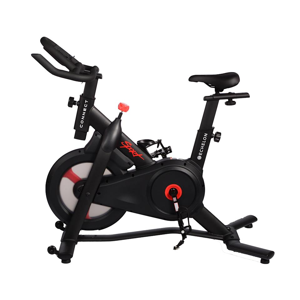 """<br><br><strong>Echelon</strong> Echelon Connect Sport Indoor Cycling Exercise Bike, $, available at <a href=""""https://go.skimresources.com/?id=30283X879131&url=https%3A%2F%2Ffave.co%2F3fPvR2S"""" rel=""""nofollow noopener"""" target=""""_blank"""" data-ylk=""""slk:Walmart"""" class=""""link rapid-noclick-resp"""">Walmart</a>"""