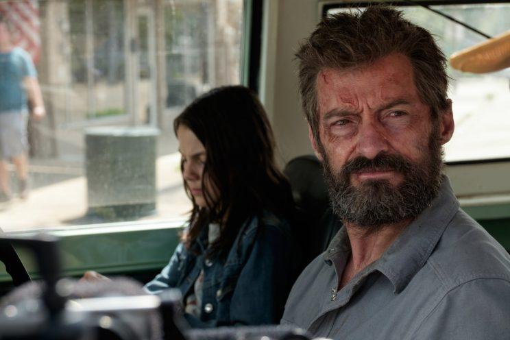 X-23 gets her claws in new Logan clip