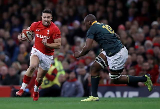 FILE PHOTO: Autumn Internationals - Wales vs South Africa