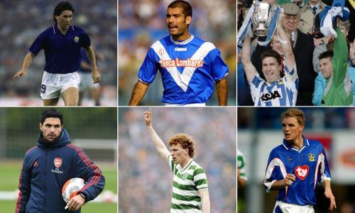 Football quiz:  Premier League managers when they were players