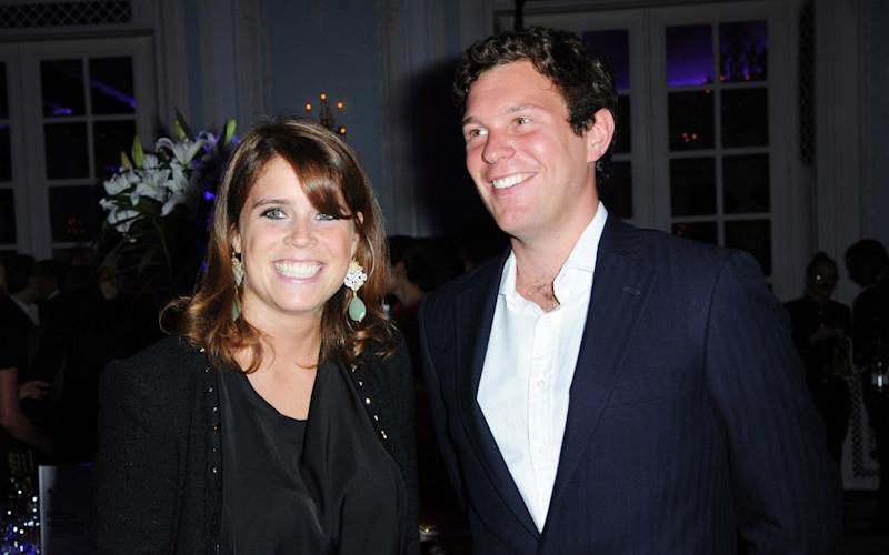 Princess Eugenie and Jack Brooksbank will marry each other on Friday October 12 - Getty Images Europe