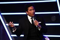 Sachin Ramesh Tendulkar, often termed as the 'God of Cricket', is a former international cricket and captain of the Indian team. Hailed as arguably the best batsman the world has ever seen, Tendulkar claims most of the records in the books. In 2013, he was awarded the Bharat Ratna and is the youngest ever recipient of the highest civilian award.