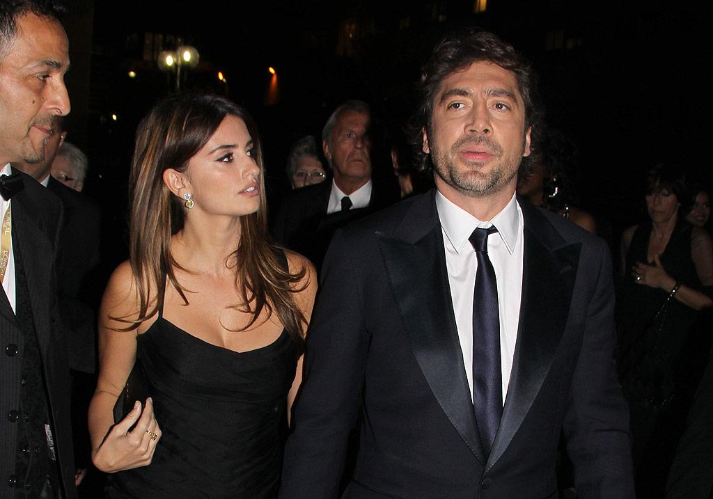 """Penelope Cruz and Javier Bardem liked to keep us guessing on the status of their relationship. Were they ... or weren't they a couple? Turns out the Spanish stars were! The two tied the knot in July at a friend's home in the Bahamas, and are expecting their first child early next year. KCSPresse/<a href=""""http://www.splashnewsonline.com"""" target=""""new"""">Splash News</a> - May 17, 2010"""