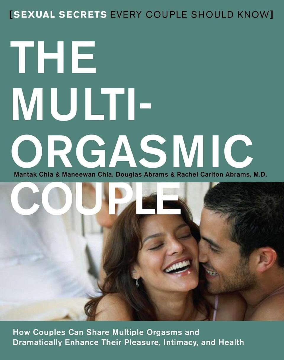 <p><span><strong>The Multi-Orgasmic Couple: Sexual Secrets Every Couple Should Know</strong></span> ($18) is sure to spice up your sex life.</p>