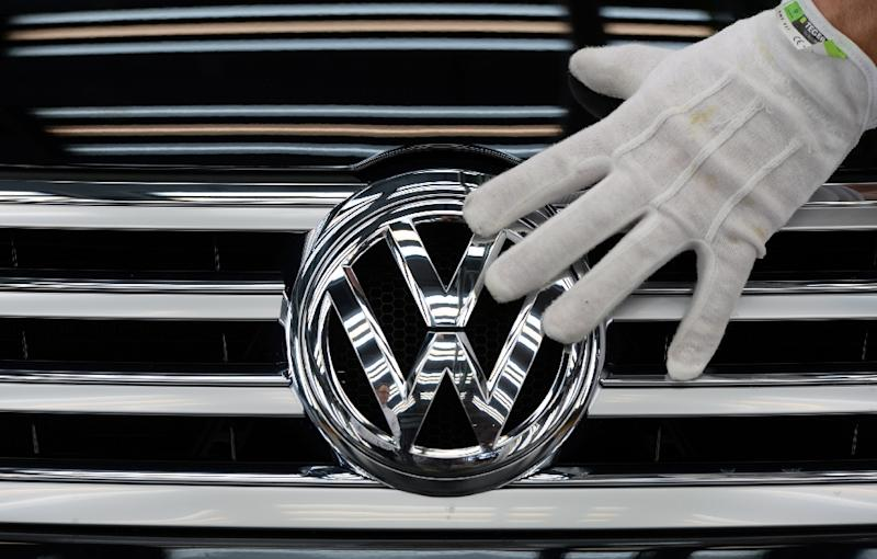 Volkswagen could face civil penalties of more than $20 billion according to a lawsuit filed by the US Justice Department (AFP Photo/Ralf Hirschberger)