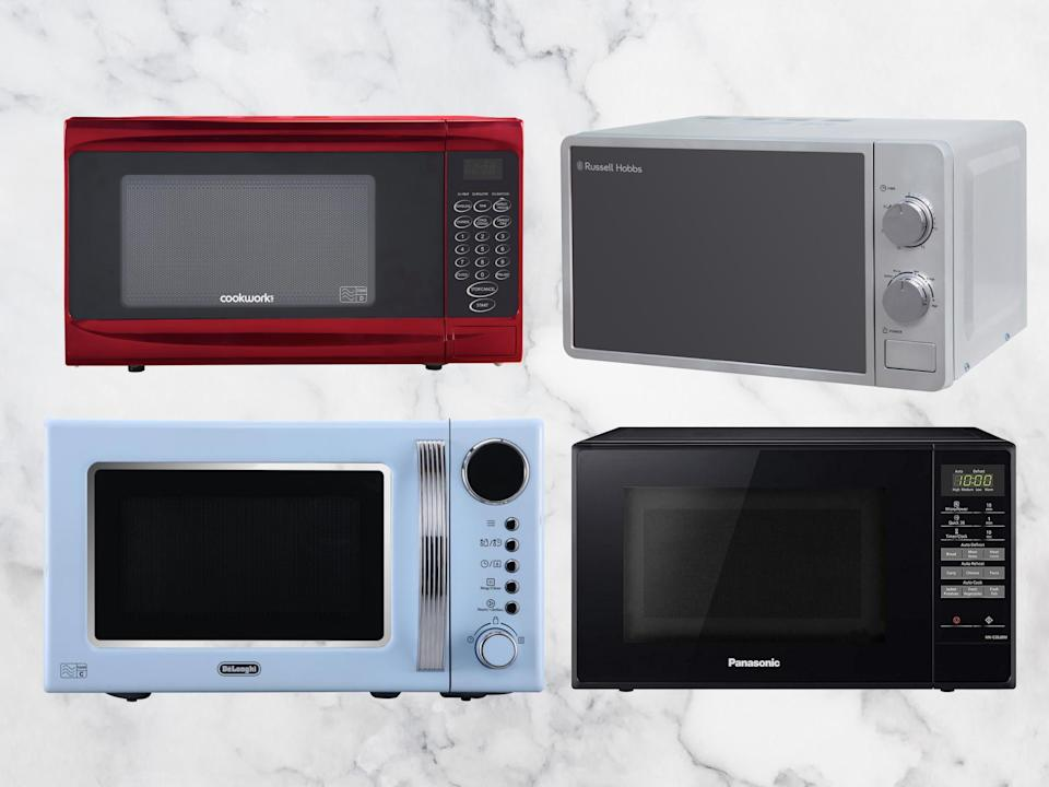 These machines move beyond simple reheating and defrosting, with features like steam and grill<br>