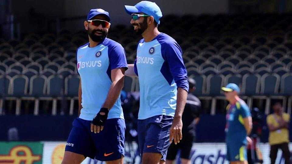 India could rotate Bumrah, Shami for limited-overs series against Australia
