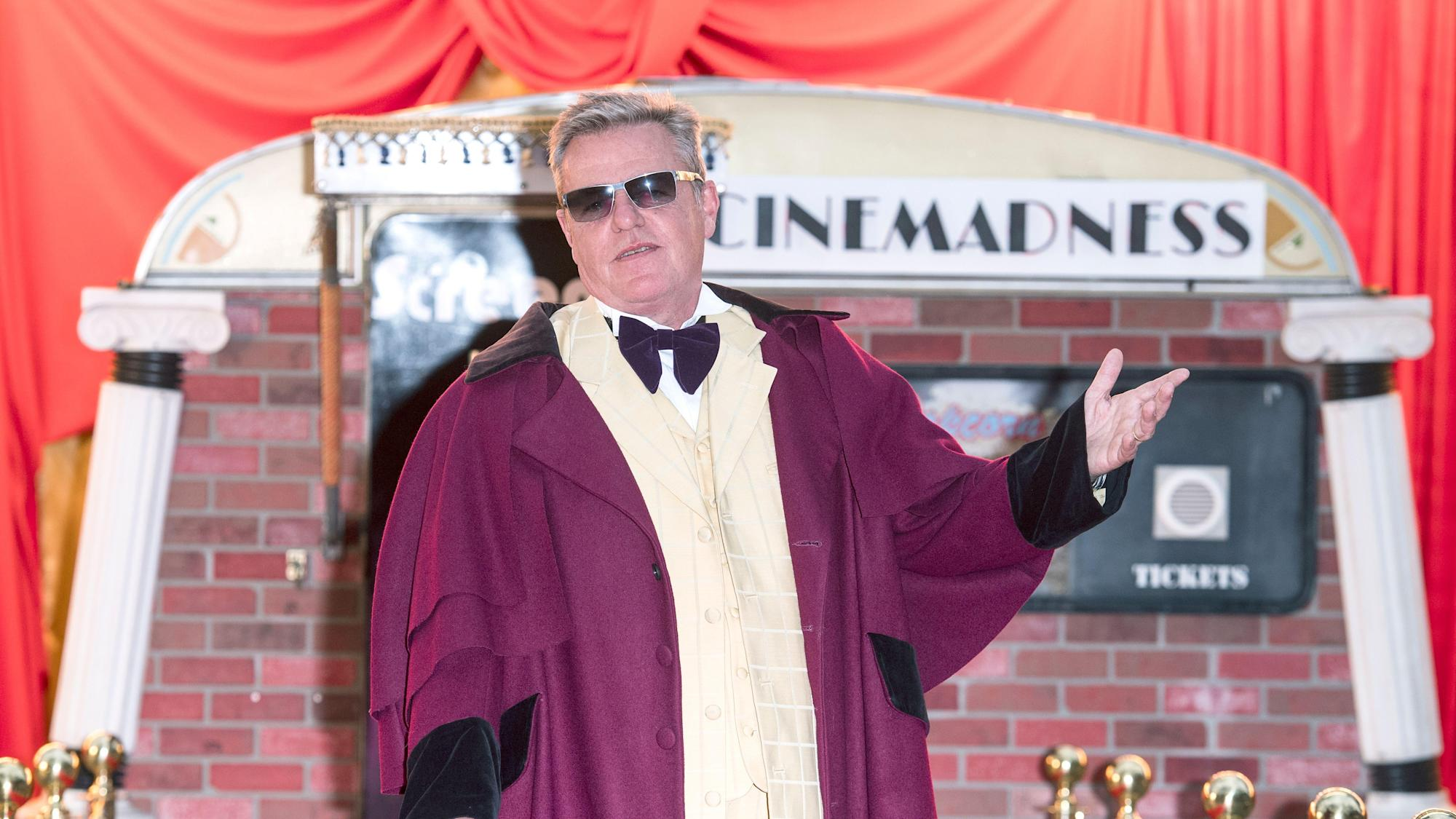 Madness frontman Suggs laments decline of London at documentary premiere