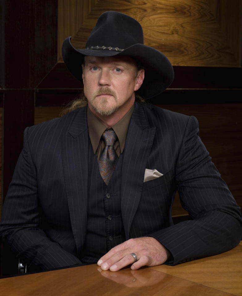 "Trace Adkins will compete on the first ever ""All-Star Celebrity Apprentice."""