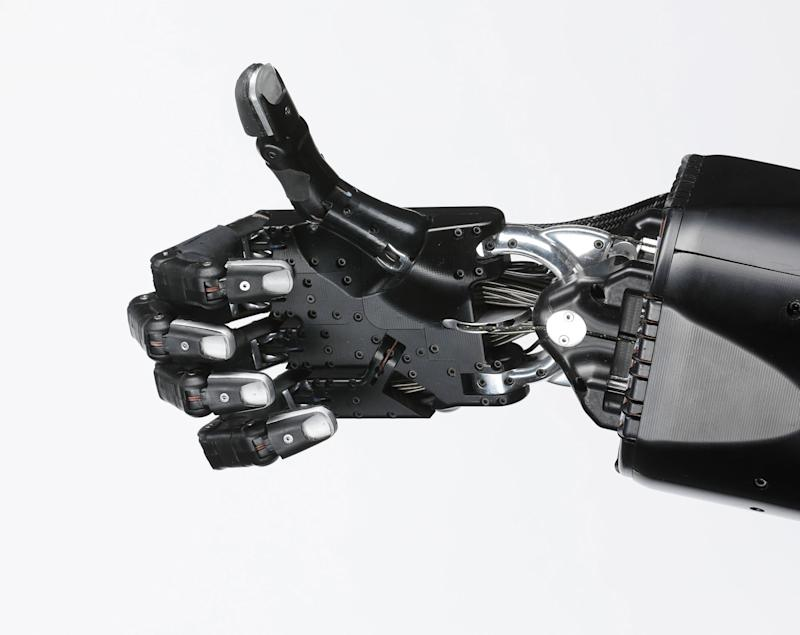 Facebook's Robotic Arms And Legs Are Learning Faster Than Ever