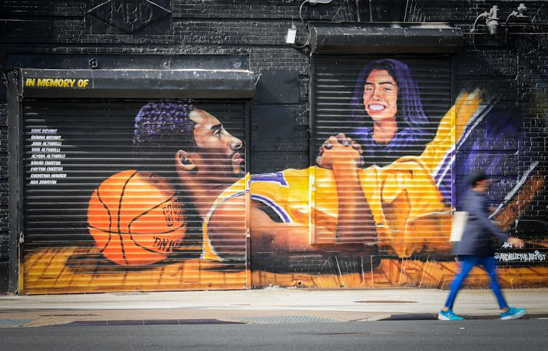 Documents show that the pilot expressed concerns about the weather prior to January's crash that killed Kobe and Gianna Bryant. (Photo by Mike Lawrie/Getty Images)