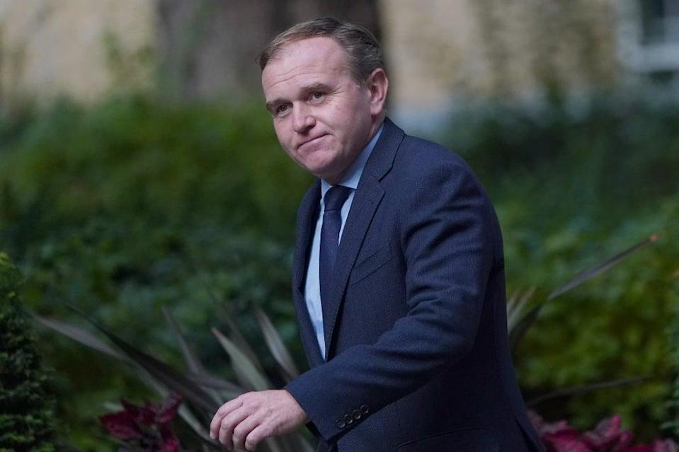 Environment, Food and Rural Affairs Secretary George Eustice (Victoria Jones/PA) (PA Wire)