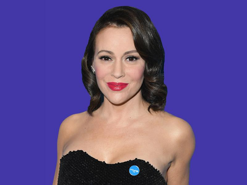 Alyssa Milano: How I Came to Terms With My Anxiety Disorder