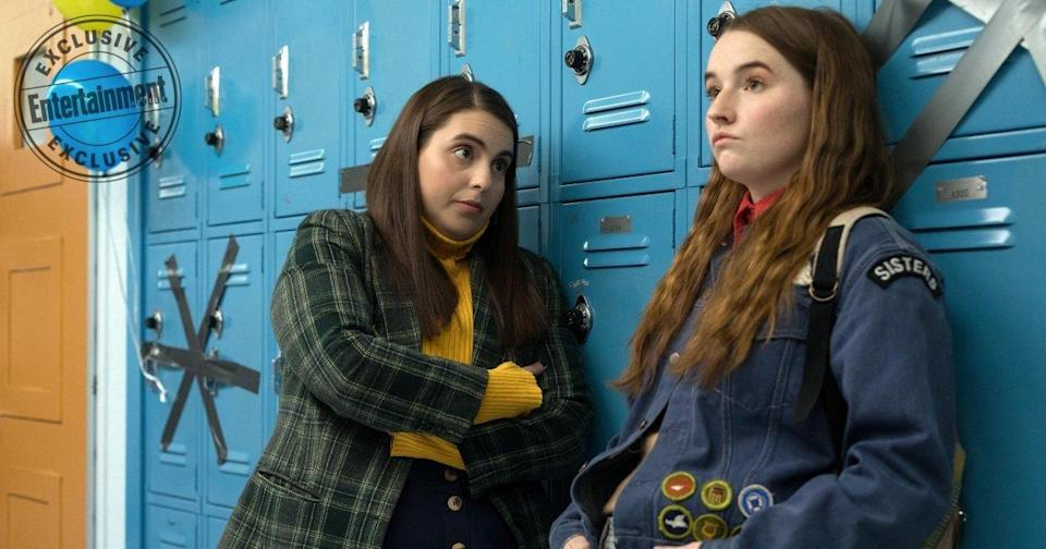 Olivia Wilde's Booksmart puts smart girls at the center of the story
