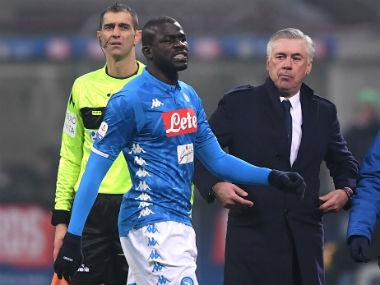 Serie A: Napoli blasts at FIGC's decision to reject Kalidou Koulibaly's appeal, say it's a grave defeat for football