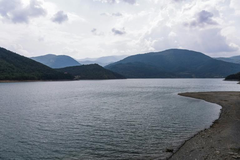 The lake in question is a 24-kilometre (15-mile) stretch of water straddling the border of former war foes Serbia and Kosovo.