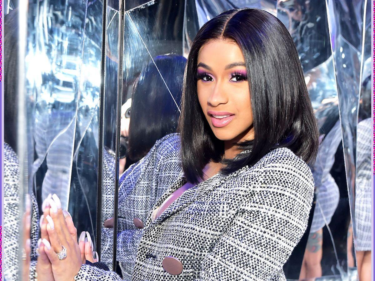 Cardi B Slams Conservative Columnist Who Questioned Her