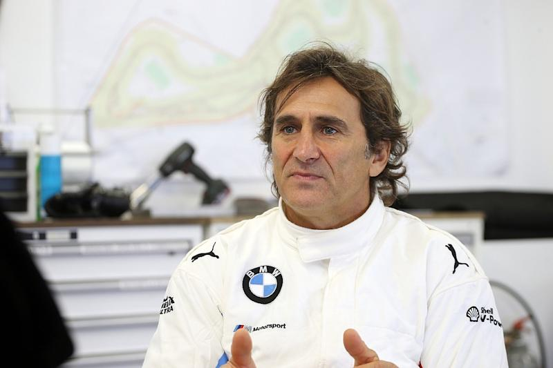 Bmw Reveals How Zanardi Will Fit Into Its Daytona 24 Hours